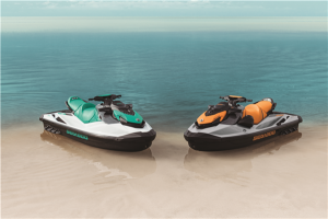 2020 SEA-DOO GTI SE 130 & Sound System