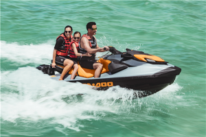 2020 SEA-DOO GTI SE 170 & Sound System