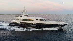 157' Trinity Tri-Deck Motor Yacht