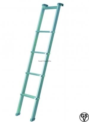 Bed ladder Aluminium / GSV-Nr. 4400/3