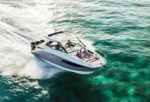 Sea Ray 320 Sundancer Outboard 2019