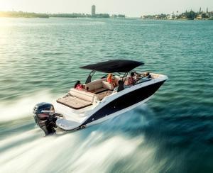 Sea Ray SDX 270 Outboard 2019