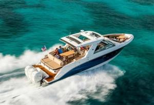 Sea Ray SLX 400 OB 2019