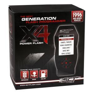 SCT X4 Power Flash Programmer