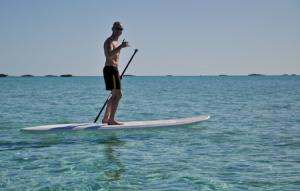 SUP & Kayaking - Staniel Cay Yacht Club