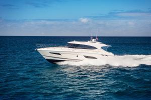 Riviera 54' - 5400 Sport Yacht Platinum Edition