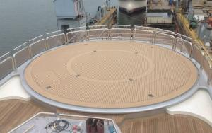 Commercial Applications – Teakdecking Systems