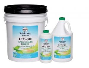 ECO-300 Teak Cleaner Liquid – Teakdecking Systems