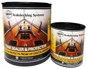 Sealer & Protector – Teakdecking Systems