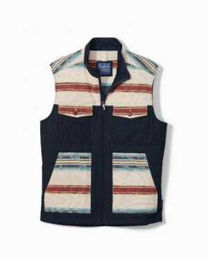 Tommy Bahama & Pendleton® Island Serape Stripe Vest