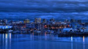 Port of Victoria, British Columbia