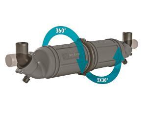 Waterlocks/mufflers - Exhaust systems