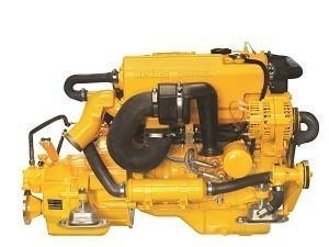 VETUS marine diesel engine VH4.80 - Engines - Engines and around the engines