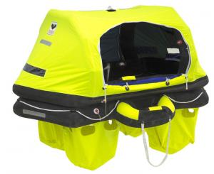 Liferaft | VIKING RescYou™ Pro, 4-8 persons, ISO certified