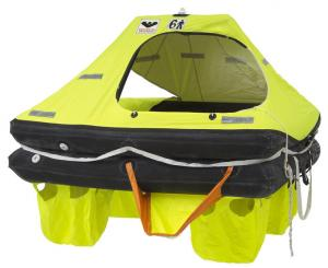 VIKING RescYou™ Coastal Liferaft, 6 persons