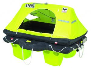 Liferaft   VIKING RescYou™, fits 4-8 persons, ISO certified