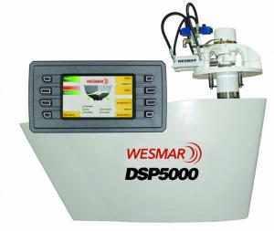 DSP5000 Controller and Hydraulic fin