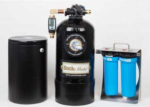 DM-1004 - Marine Water Softeners