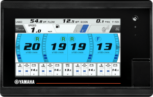 Boat Rigging, LCD Displays - CL7