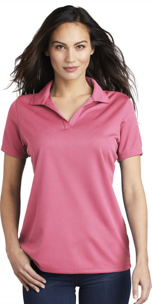 Queensboro Embroidered Women's AP3 All-Purpose Performance Polo