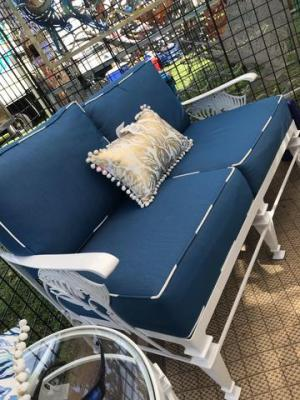 *BRAND NEW* Outdoor Furniture Sailfish Series Love Seat – Broward Casting