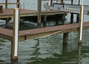 Dock Pile Bumper