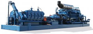 Offshore Fracturing Pumps