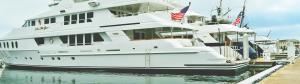 Mega Yacht Docks
