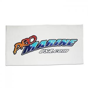 PROTOWEL : Pro Marine Beach Towel White