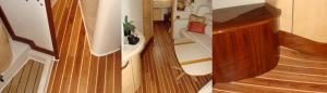Interior Decking - C-Flor by NuTeak