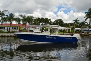 2014 Sailfish 320 CC - Julianna