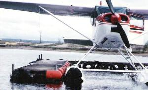 Red Bumbers for Fuel Docks