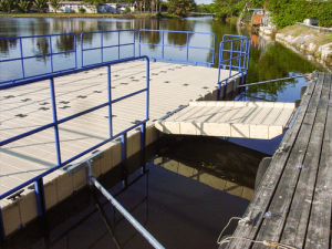 Floating Docks & Gangways