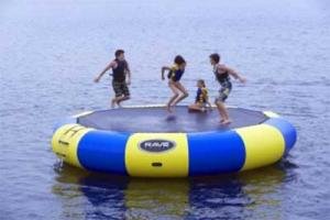 Inflatable Water Toys | Brownie's YachtDiver