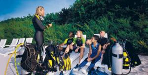 GUE - PADI - DAN - STI - TDI SCUBA Instruction | Training | Brownie's YachtDiver