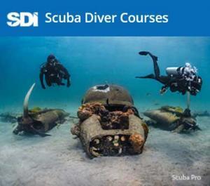 Scuba Dive Courses | Tech Dive Courses | Brownies YachtDiver