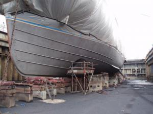 Yacht projects and yacht project management