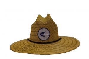 Contender MFG Straw Hat