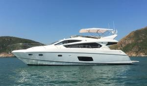 No Name 63 Sunseeker Manahttan