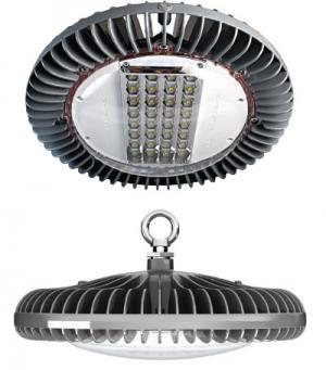 LED High Bay Lights | Commercial & Industrial Lighting by Aqualuma