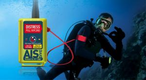 SEAANGEL AIS Flare DIVE for SCUBA diver/professionals