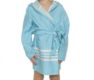 Kids Turkish Towel Robe – Super Light