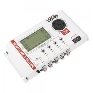 MARINE DSP-14LCD 4 WAYS DIGITAL AUDIO PROCESSOR WITH 2 INPUTS AND 8 INDEPENDENT OUTPUTS ITEM # MDSP-14LCD