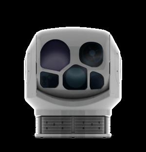 SeaFLIR 280-HD Shipboard HD Multi-Spectral Surveillance System