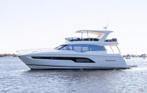 2020 Prestige Yachts 630 Flybridge
