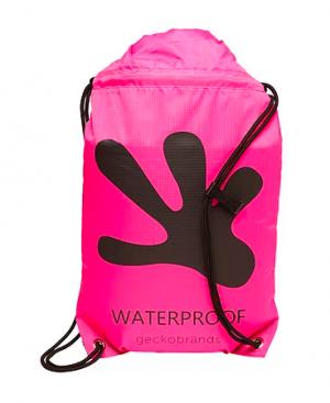 Drawstring Waterproof Backpack - 14 Colors