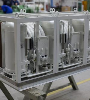 Marine Cooling Plants