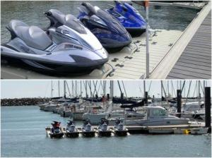 JET SKI AND BOAT PLATFORMS