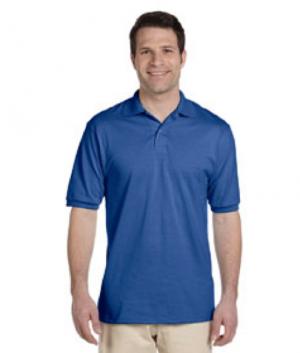 437 Jerzees Adult 5.6 oz. SpotShield™ Jersey Polo