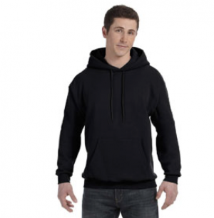 P170 Hanes Unisex 7.8 oz., Ecosmart® 50/50 Pullover Hooded Sweatshirt